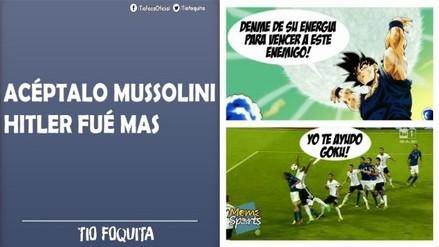 Alemania vs. Italia: divertidos memes dejó el duelo de Eurocopa 2016