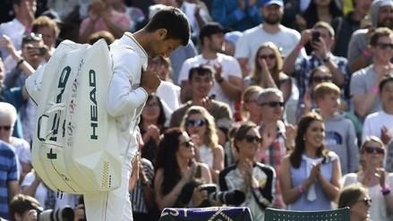 Wimbledon: Novak Djokovic fue eliminado por Sam Querrey