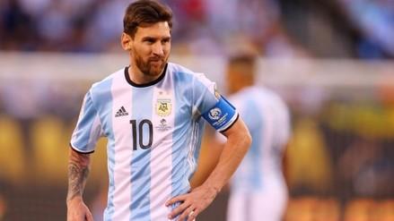 Lionel Messi volverá a la Selección Argentina... ¡¡¡Ante Perú!!!