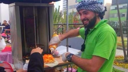 Conoce a los refugiados sirios en Lima que viven del shawarma