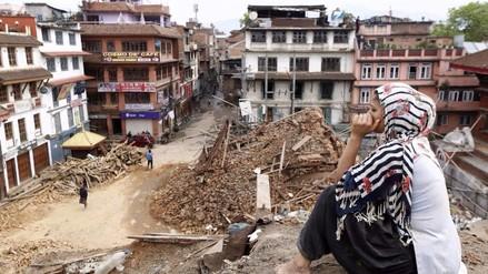 Nepal: gobierno venderá las donaciones a afectados por terremoto