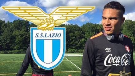 Paolo Guerrero puede llegar a la Lazio, según Mundo Deportivo