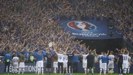 Eurocopa 2016: hinchas de Islandia se despidieron así de su selección