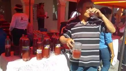 Se lleva a cabo XXIV Festival del Chimbango en distrito de Uchumayo