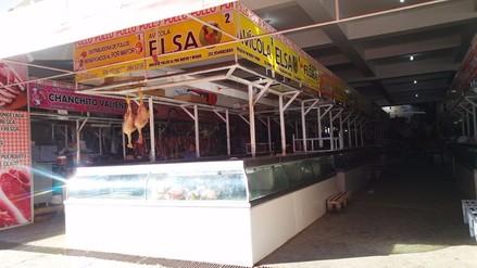 Huancayo: comerciantes de pollos retoman la venta de sus productos