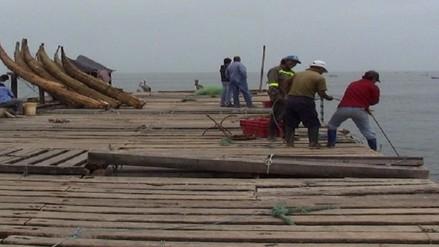 Alcalde de Puerto Eten asegura que no se cerrará el muelle