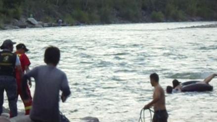 La Merced: escolar se salva de morir ahogada en rio Chanchamayo