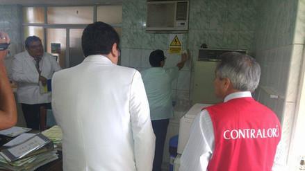Lambayeque: Contraloría inició operativo de control a postas y centros de salud