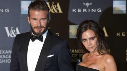 David y Victoria Beckham celebran 17 años de matrimonio