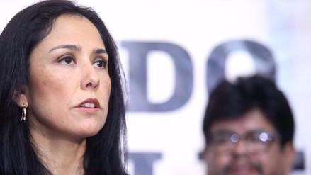Nadine Heredia decidió no apelar el impedimento de salida del país