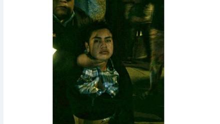 Trujillo: vecinos desnudan a ladrón de mujer discapacitada