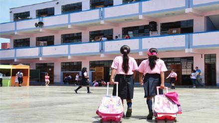 20 colegios de Chiclayo se quedaron sin energía eléctrica por falta de pagos