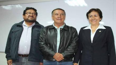 Designan nuevas autoridades en Universidad Hermilio Valdizan