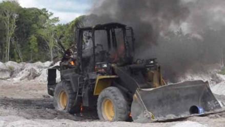 Realizan operativo contra deforestación en Reserva Nacional Alpahuayo - Mishana