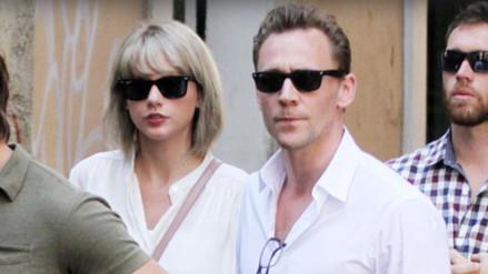 Taylor Swift y Tom Hiddleston oficializaron su relación en Instagram