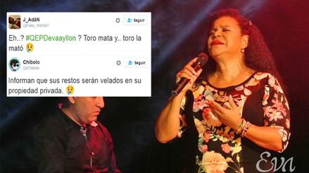Twitter: 10 hilarantes tuits sobre la falsa muerte de Eva Ayllón