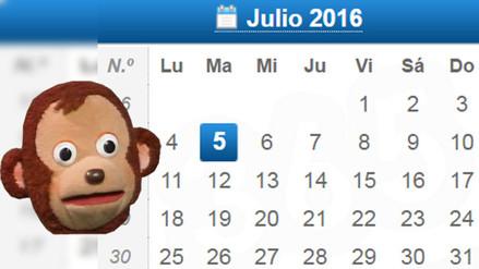 Los falsos rumores por los cinco fines de semana que trae este mes de julio