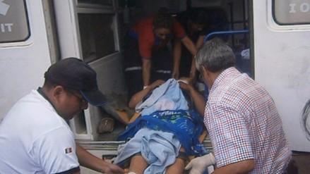 Casa Grande: chofer muere en accidente de tránsito