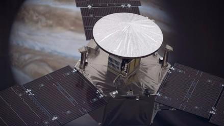 La sonda Juno llegó a la órbita de Júpiter tras 5 años de viaje