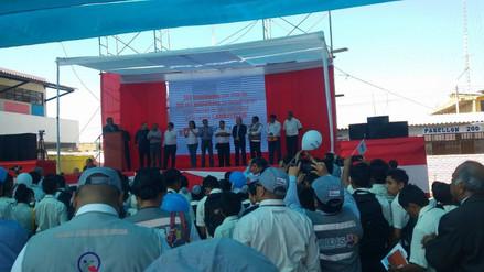 Ministros inauguran proyecto de internet de banda ancha en Lambayeque