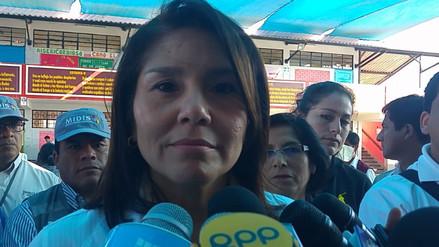 Ministra insta a nuevo Gobierno a no politizar programas sociales