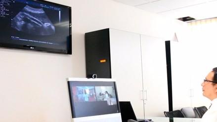 Hospital Regional participó en lanzamiento de Proyecto de Banda Ancha
