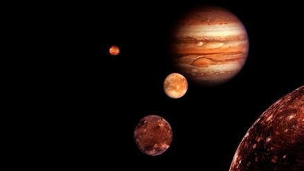 Video: Juno graba las lunas 'bailando' alrededor de Júpiter