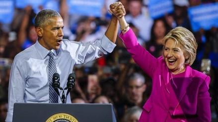 Obama se suma a campaña: