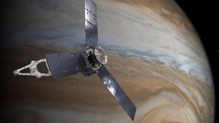 ¿Qué es lo que aspira encontrar la misión Juno en Júpiter?