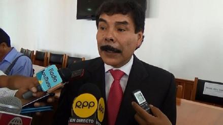 Alcalde de Arequipa consideró como ofensa presupuesto de S/.120 mil de canon
