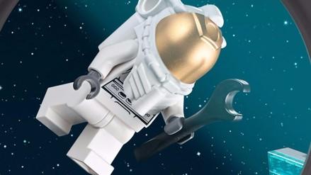 Tres figuras de Lego llegaron a Júpiter con la sonda Juno