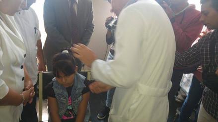 Entregan 140 audífonos a asegurados de la Red Asistencial de Lambayeque