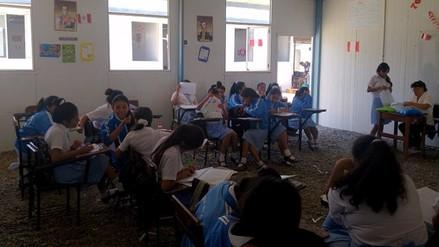 Piura: colegios a punto de quedarse sin servicio eléctrico por deuda
