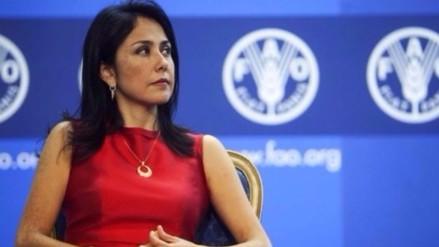 Declaran inadmisible recusación contra juez de caso Nadine Heredia
