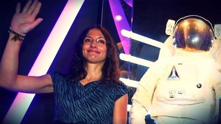 Video: conoce a la peruana que integra misión de la NASA a Júpiter