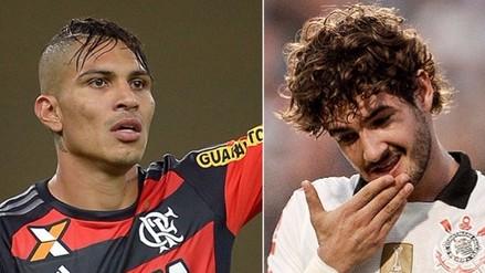 Paolo Guerrero puede volver al Corinthians en trueque con Alexandre Pato