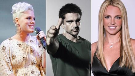 Juanes, Pink y Britney Spears cantan en honor a víctimas de Orlando