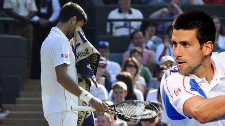 Novak Djokovic, el tenista que más toallas roba en los torneos