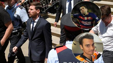 Lionel Messi: otros deportistas y clubes envueltos en evasión fiscal