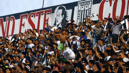Alianza Lima: reportan balacera en los exteriores del Estadio de Matute