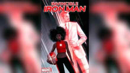 Nueva Iron Man será mujer