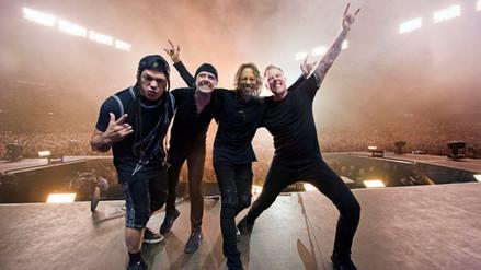 ¿Metallica lanzará su nuevo disco en octubre?