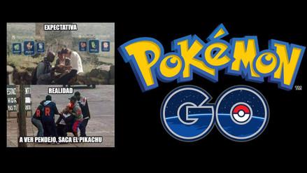 Twitter: Pokémon GO ya está disponible y las redes sociales reaccionan así