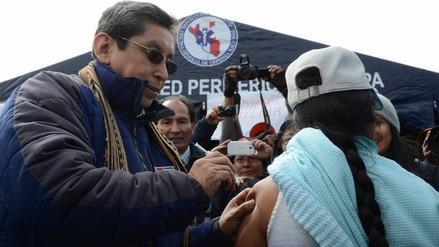 Campañas de vacunación contra la influenza AH1N1 se realizarán en clínicas