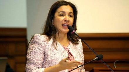 """Marisol Espinoza: """"Me voy con mucha decepción de este Gobierno"""""""
