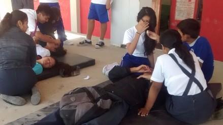 Piura: tercer simulacro de sismo escolar se desarrolló con normalidad