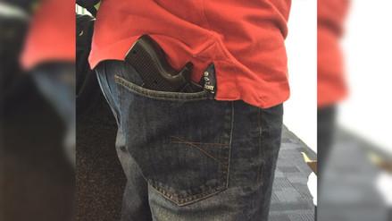 Twitter: un hombre es detenido por tener este protector de celular