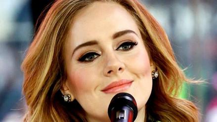 Adele está lista para caminar hacia el altar