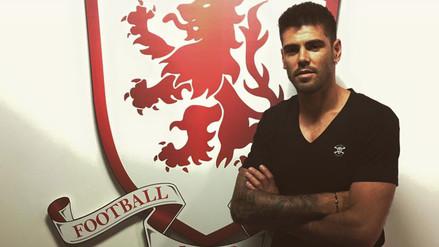 Facebook: Víctor Valdés fue confirmado como arquero del Middlesbrough