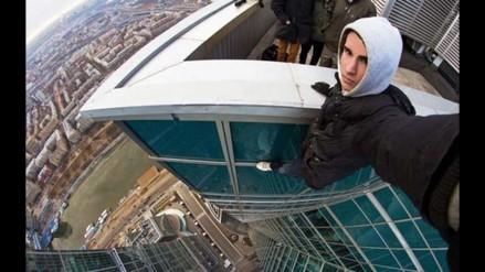 Fotos. La peligrosa moda de los selfies mortales